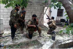 مدافعین حرم شیعیان سوریه