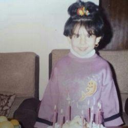 من , وقتی بچه بودممممم...