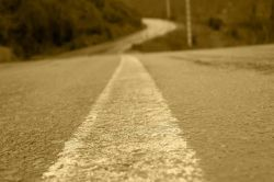 جاده روستای تنیان-شهرستان صومعه سرا-بهرام حاجی زاده