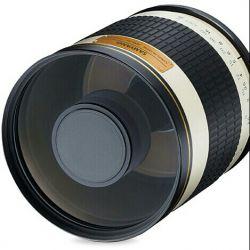 500mm mirror Samyang f/6.3 با کیفیتى بالا و قیمتى نازل