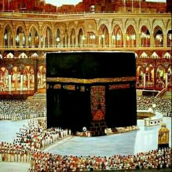 «اِنَ أَوَل بَیتٍ وُضِعَ لِلنَاسِ لَلَذی بِبَکَّةَ مُبَارَکاً وَهُداً لٍلعَالَمَینَ» آل عمران آیه 96-  بنای  کعبه  (کامنت اول )