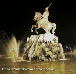 ورودی شهر زابل