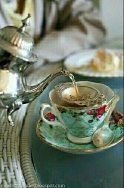 بفرمایید چای عصرانه ^ _ ^