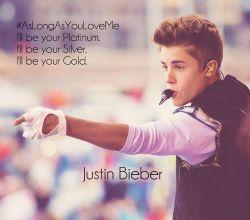 هنوزم که هنوزه عاشق این موسیقیشم I lOvE yOu JuStIn