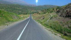 جاده کامیاران - پالنگان