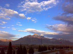 نمای از کوه پرو
