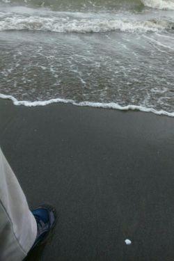 من...دیروز... لب دریا ☺