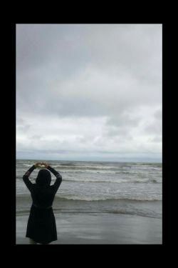 هوای خنک... دریای عصبانی...کنار اونی که دوسش دارم...و بهترین دوستام...لبخندای عزیزام...معرکه بود