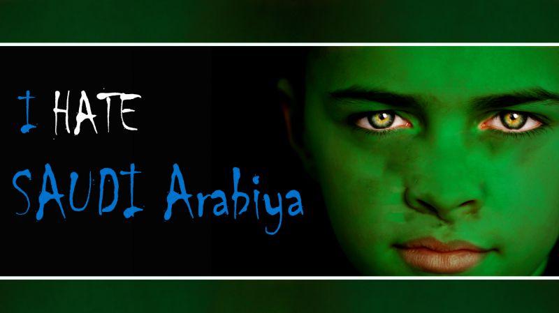 ضد وهابیت + ضد عربستان سعودی + مرگ بر سعودی + I hate saudi arabiya + گرافیست مسلمان + مشکات گراف