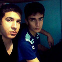 من و دوستم مصطفی