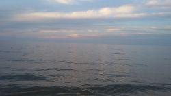 عشقبازی سحرآمیز دریا و آسمون