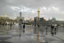 بست طوسی زیر بارش رحمت الهی جای همه خالی