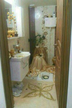 تزیین توالت خونه عروس تو اصفهان