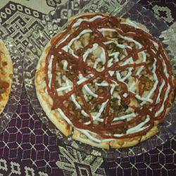 کی پیتزا میخواد دست پخت من