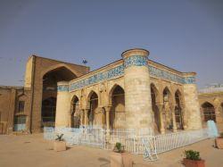 مسجد عقیق امروز صبح