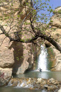 دربند صحنه کرمانشاه