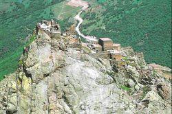 قلعه بابک - شهرستان کلیبر