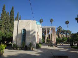 آرامگاه سعدی امروز