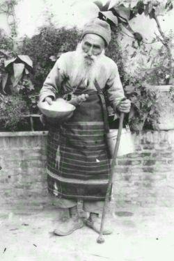 آب فروش دوره گردزمان قاجار