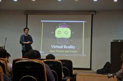 برگزارش نشست تخصصی سیگ گراف تهران درباره واقعیت مجازی