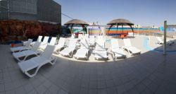 حمام آفتاب ویژه بانوان - پارک ساحلی