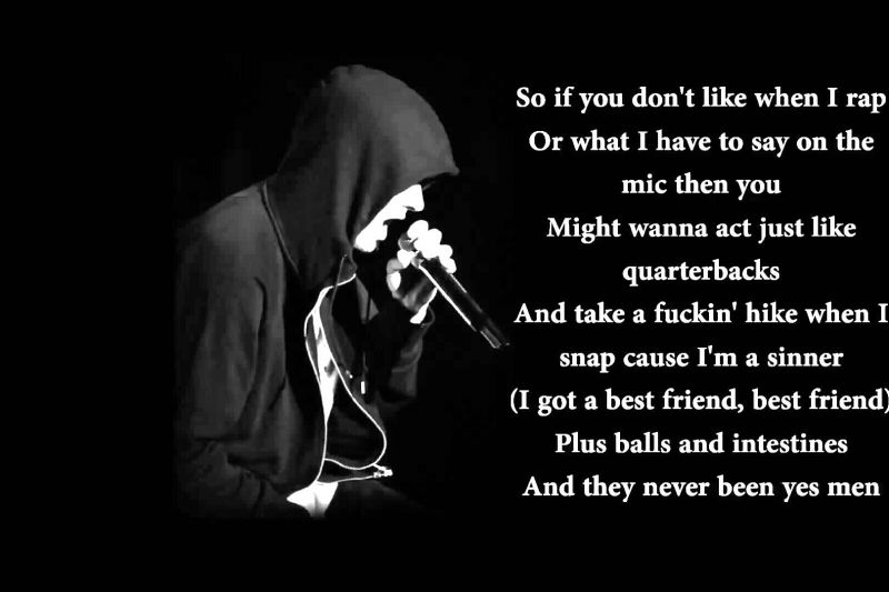 Yelawolf Ft Eminem Best Friend Lyrics Az Archidev