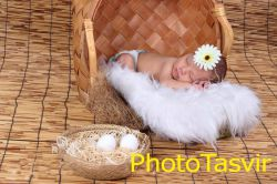 عکس کودک توسط کامران بانکی