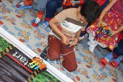 مسابقه رباتیک مهد کودک شادان