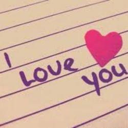 i love yoooou
