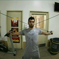 اولین تمرین تیم ملی در لس انجلس 94/3/6 @seyedmohammadmousavi