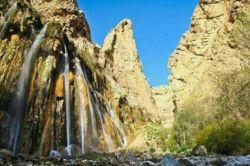 آبشار مارگون.... خیییلی قشنگه... پیشنهاد میدم شماهم برید..