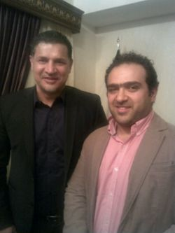 به قول دوست عزیزم رضای رشیدپور نازنین شهریار فوتبال ایران است علی دایی