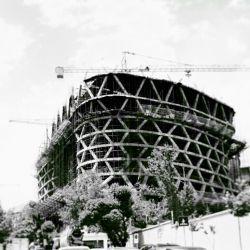 Name: Ava Center in Tehran Architects: Catherine Spiridonoff, Reza Daneshmir Photo by: Milad Faraji ➖➖➖➖➖