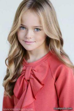 لیست زیباترین مدلینگ های جهان نام یک دختر 8 ساله ی روسی را در بر داشت.دختر 8 ساله ی روسی که به عنوان مدلینگ در فشن شوهای لباس کشورش فعالیت می کند به عنوان یکی از بهترین ها و سوپر مدل های دنیا شناخته شد.