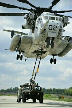 Heavy lifting by Official U.S. Air Force