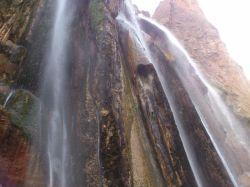 آبشارمارگون چندکیلومتری یاسوج