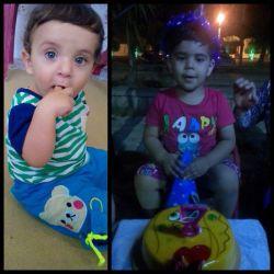بچه های خواهرم،جیگرای من
