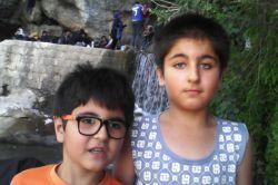 بچه های بردنگان.آرین و آیدین محمودی
