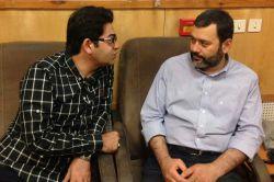 برزین و فرزاد حسنی همین الان رادیو جوان