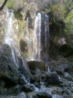 آبشار اخلمد مشهدمقدّس