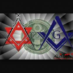 یکی از نمادهای دیگر شیطان پرستی وصهیونیسم.گونیا وپرگار