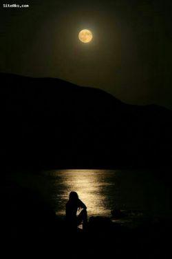 حتی برکه ای کوچک هم نیستم که قرص ماه خوبم کند !! تب تو گرفته ام، پزشک چه میداند ویروس نبودنت را ...!!!