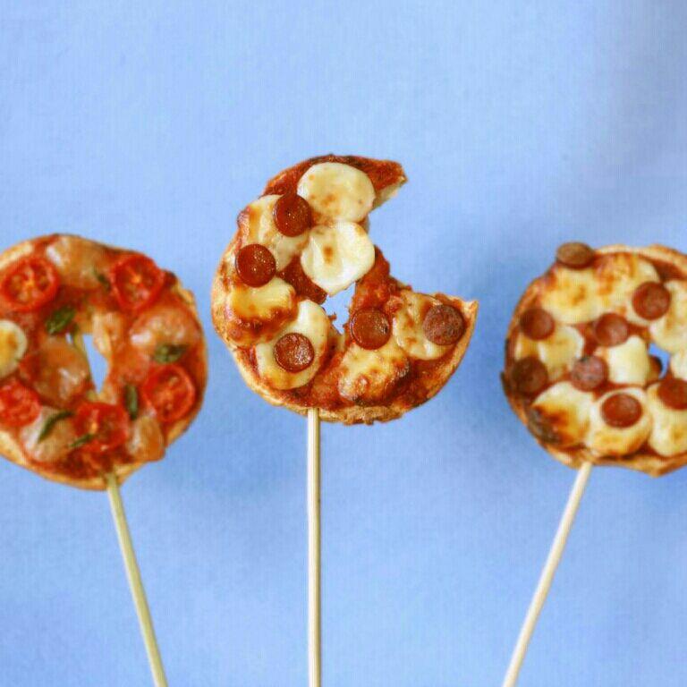 پیتزاهای آینده!!! !