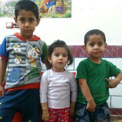 دخترم با پسر خاله هاش