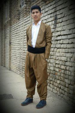 اینم از لباس های کردی من