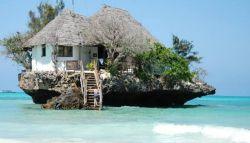 کلبه ای به مساحت یک جزیره