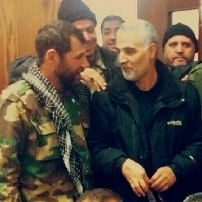 پیکر شهید حاج هادی کجباف پس از 50 روز از شهادتش به ایران برگشت.