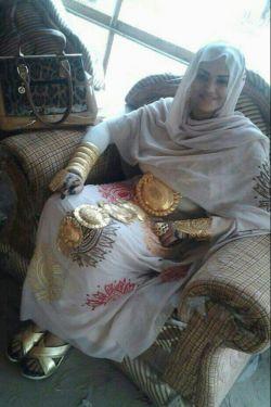 زن هرمزگانی که بدلیل داشتن طلای زیاد اجازه پرواز از فرودگاه دبی به او داده نشد