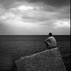 این خزانم را نبین من هم بهاری داشتم/باتمام بی کسی هایم تباری داشتم//دست شب تاراج زد بر پیکر خورشید من/ورنه با آن صبح امیدم قراری داشتم//بر دلم هر لحظه می روییدشوق عاشقی/درکنارسادگیها روزگاری داشتم//دیر فهمیدم تفاوت را میان اشکها/کز تمام نارفیقان چشم یاری داشتم// سینه می سوزد ز فریادی غریب و آشنا/من وداعی تلخ از یادِ نگاری داشتم//می کشد هردم به سخره اشک هایم را فلک/خوب می داند چه قلب بردباری داشتم//دیده می بندم که حسرت بر دلم بسیار شد/ ای دریغا من در این ویرانه داری داشتم//