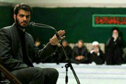 دکتر حاج میثم مطیعی (مداح مورد تایید حضرت آقا)